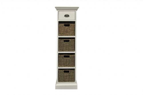 1 Drawer 4 Basket Unit
